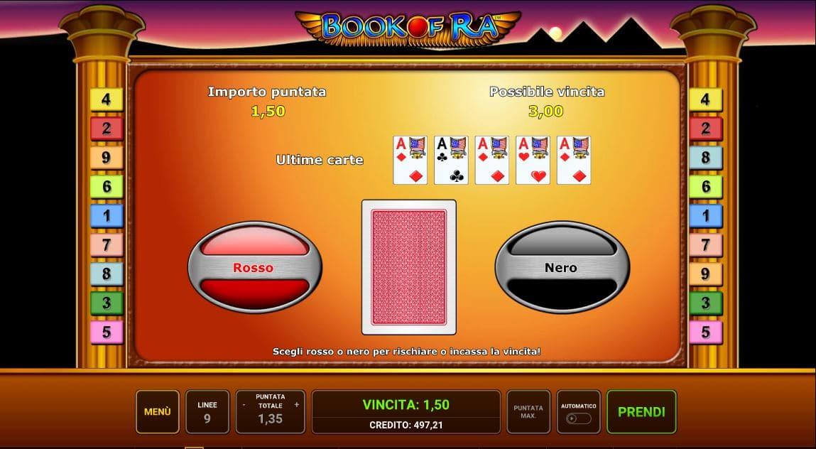 Funzione gamble