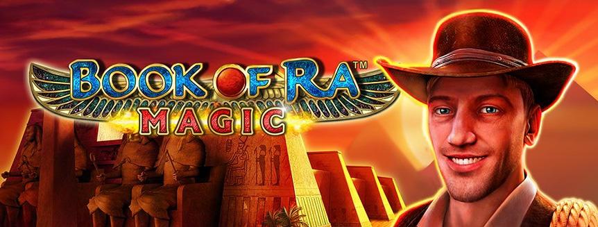 Slot Gratis Book Of Ra Magic