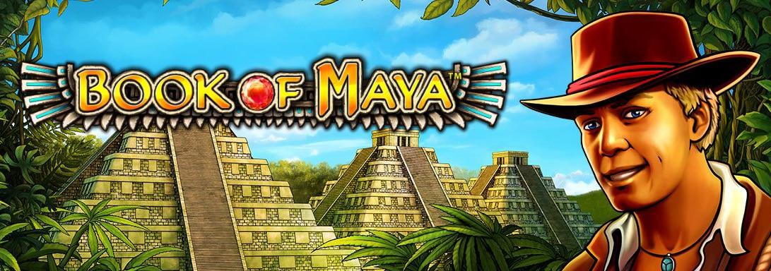 Slot Book Of Maya Online