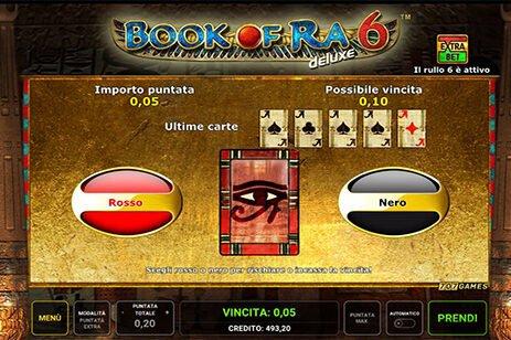 Gioco Rischio Book Of Ra