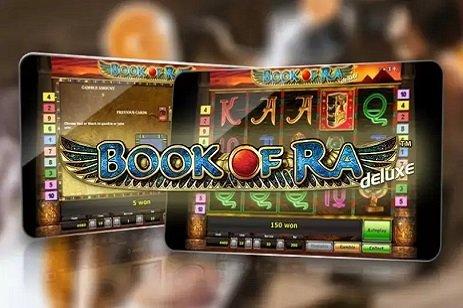 Book Of Ra su Smartphone