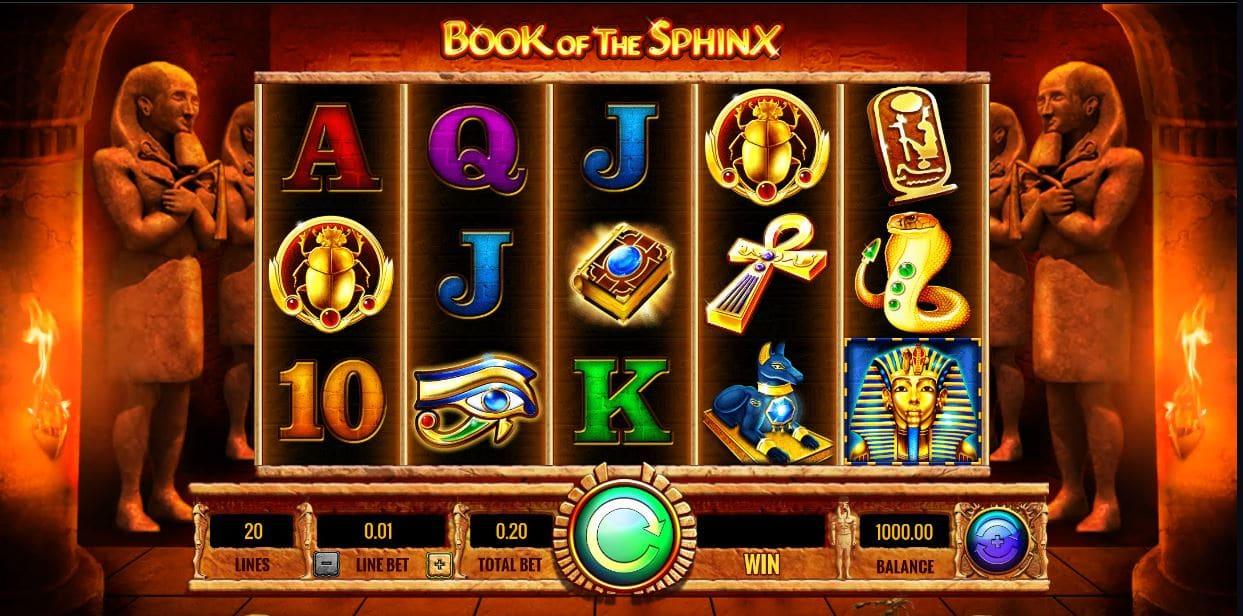 Book Of The Sphinx Gratis