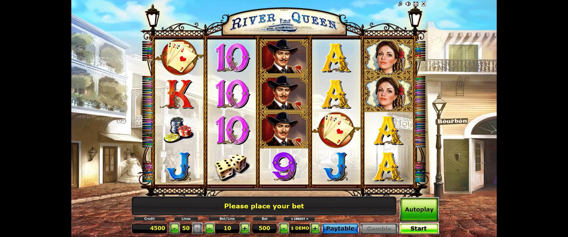 River Queen Gratis